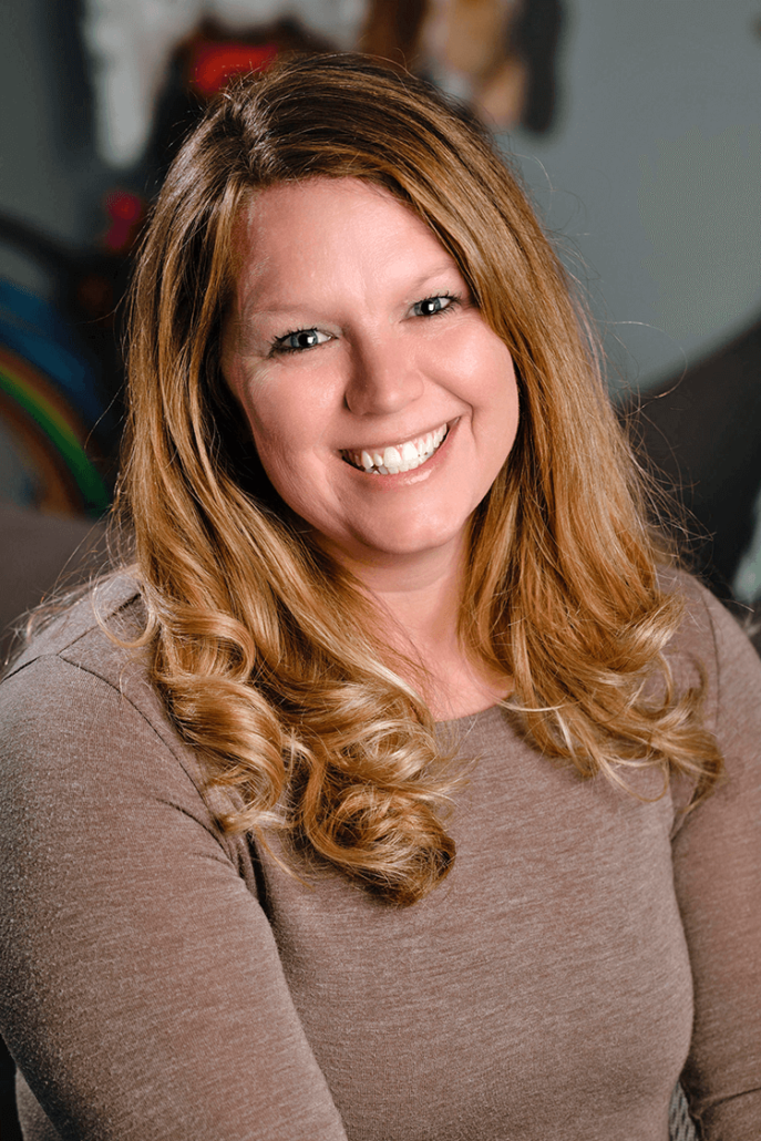 Creative Connections: Amber Johnson